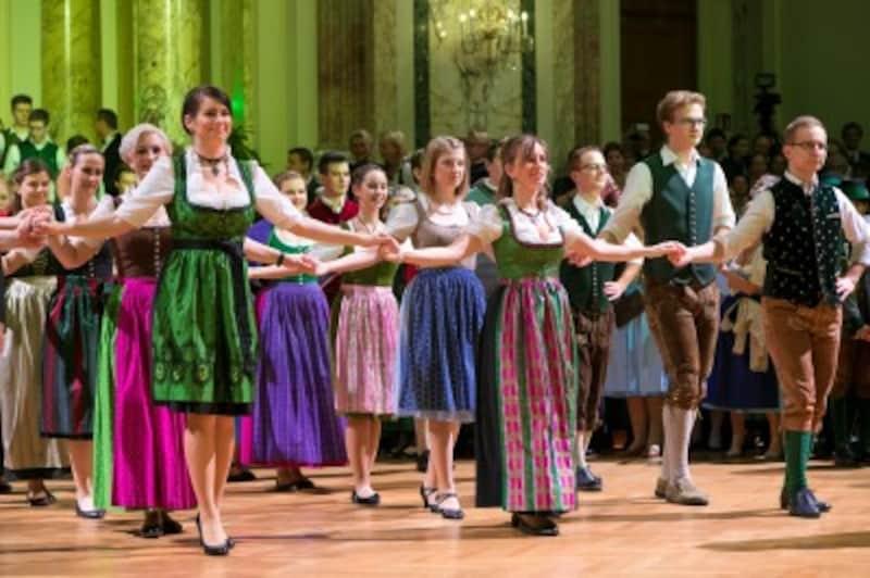 シュタイヤマルク人の舞踏会