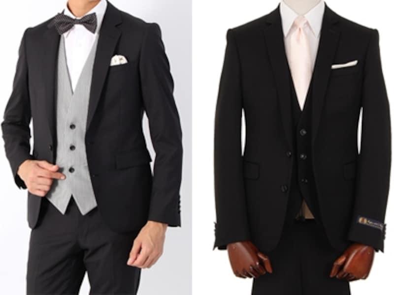 結婚式二次会の服装で男性におすすめのスーツ
