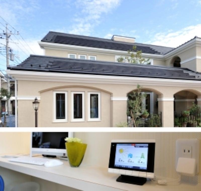 太陽光発電システムを設置すれば、環境負荷の低減とともに光熱費も節約できます