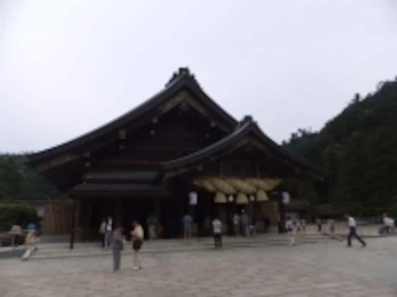 出雲大社(4)/拝殿