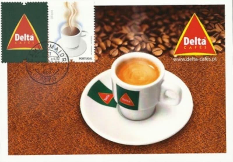 ポルトガル切手コーヒー