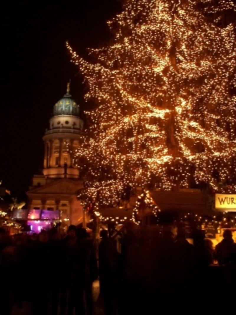 ベルリンのクリスマスマーケット2019!ドイツのおすすめ観光情報