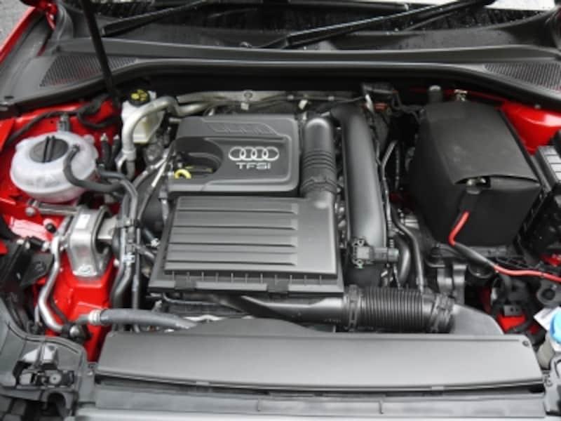 アウディA3スポーツバックエンジン