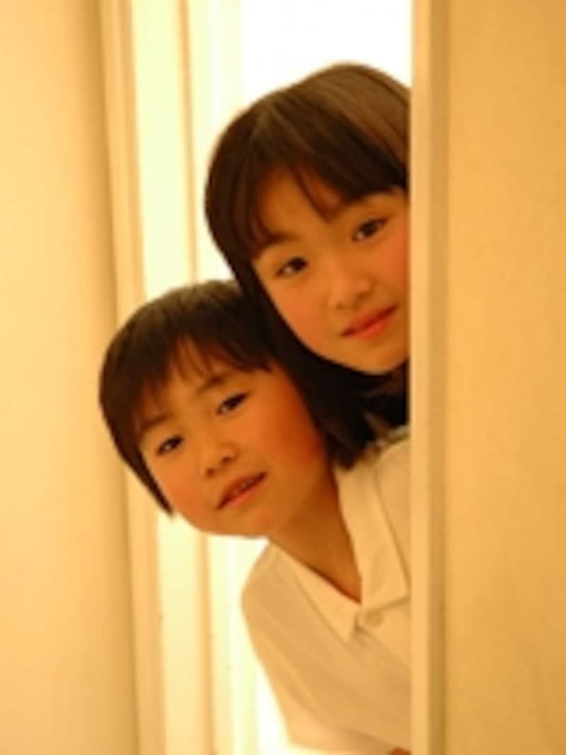 相談数が多いのが子ども部屋を2つに分けたいというもの。