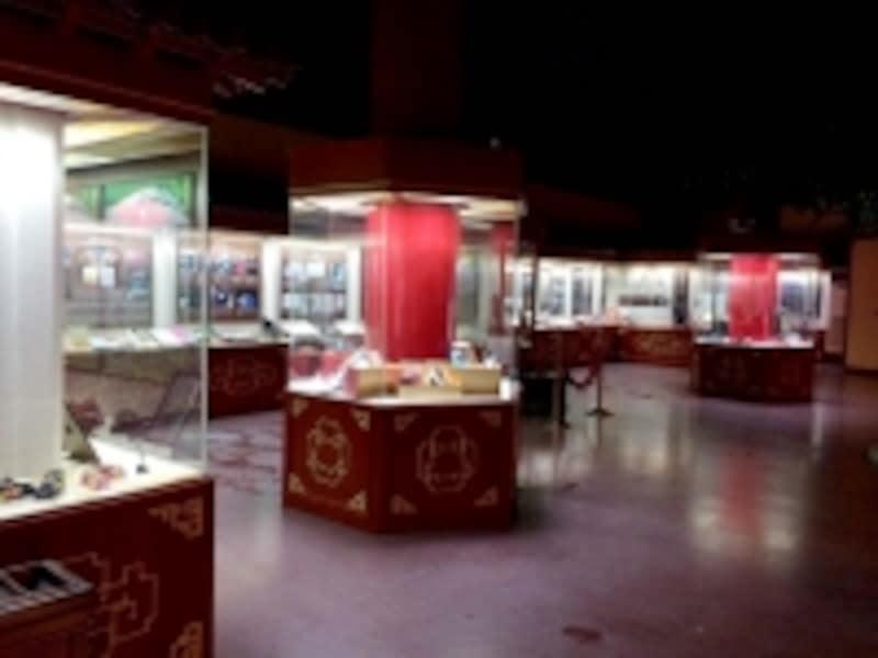 北京「内聯昇」展示ホール
