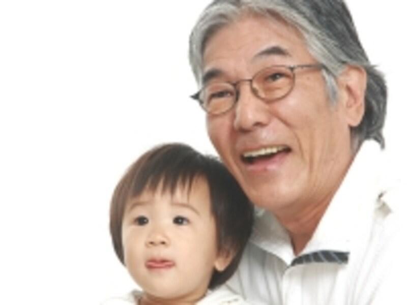 孫への愛情も、まずは冷静に、計画的に。