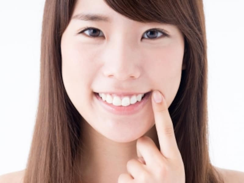 歯を白くしたい!