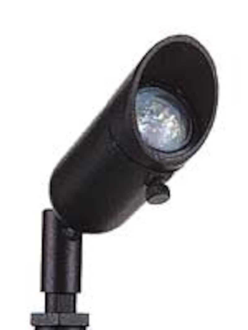 スパイク式小型投光器