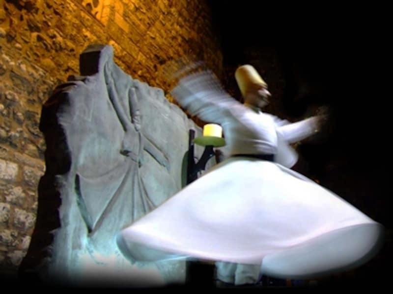 メヴレヴィー教団のセマの儀式