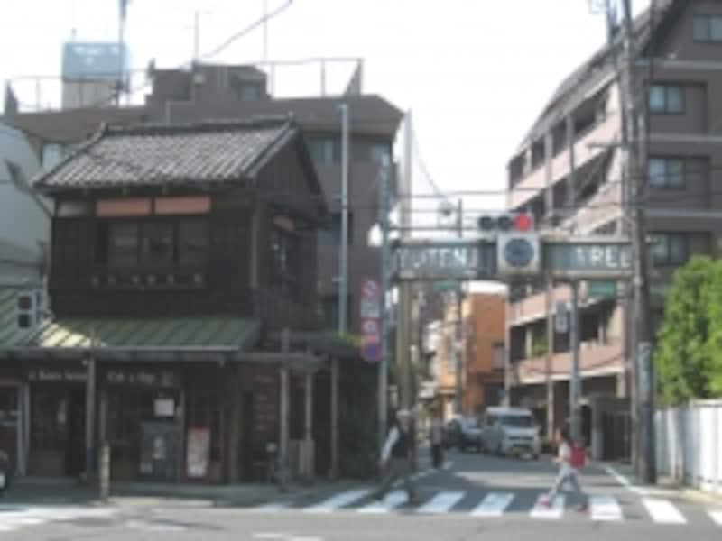 駒沢通りから祐天寺方面