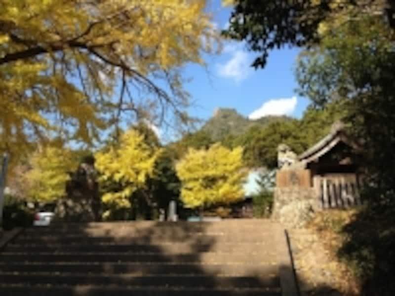 伊予ヶ岳登山