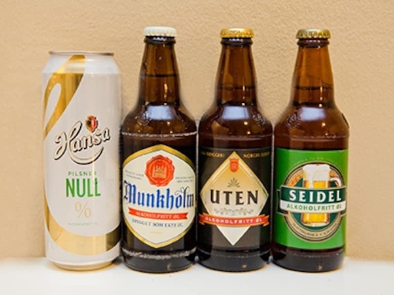 ノンアルコールのビール