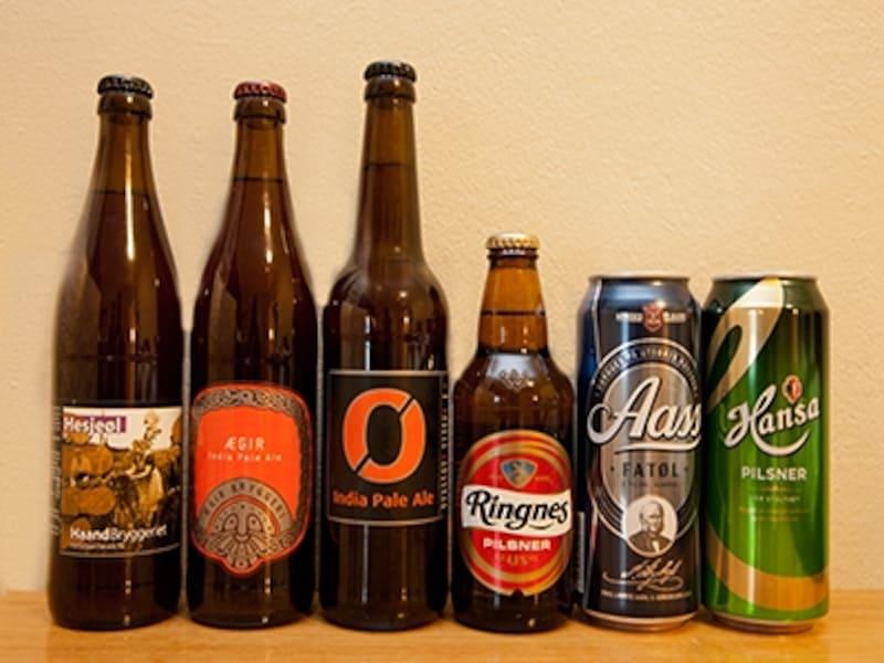 ノルウェーのビール入門