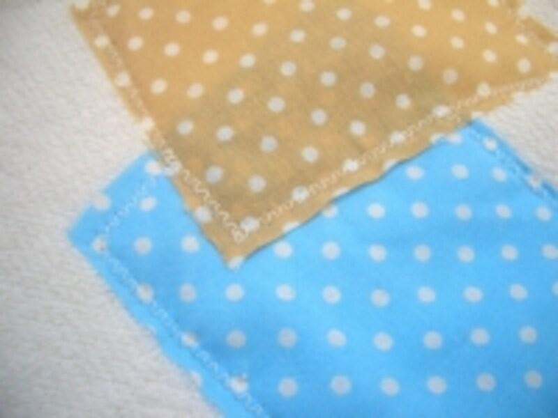雑巾の作り方~ジグザグ縫い