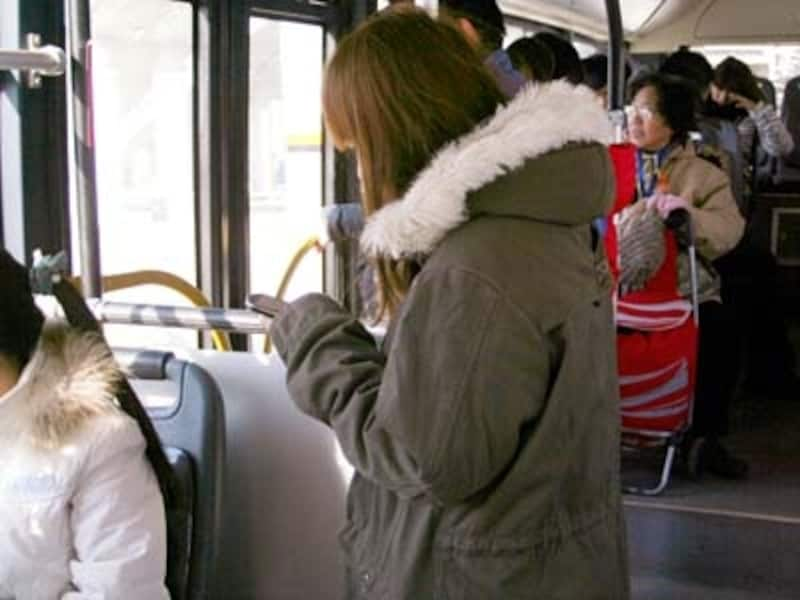 北京の若者