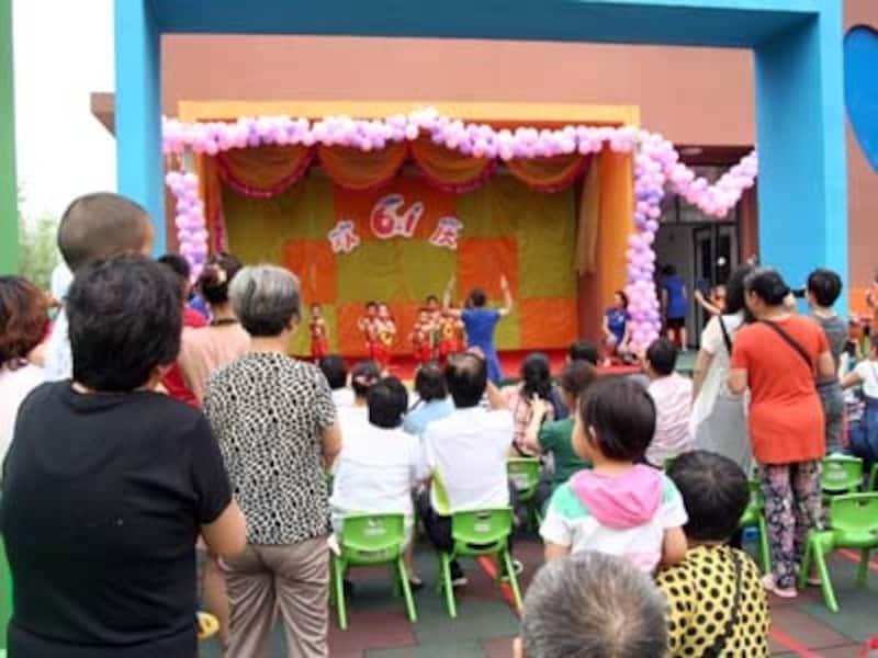 北京の幼稚園