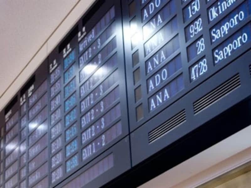 羽田からは日本全土のほとんどの空港へアクセス可能