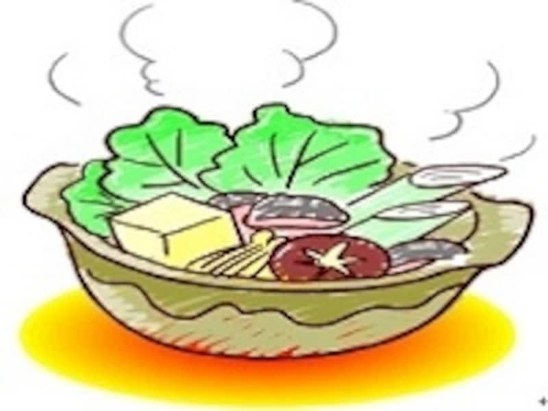 家族で鍋を囲めば心もポカポカに!