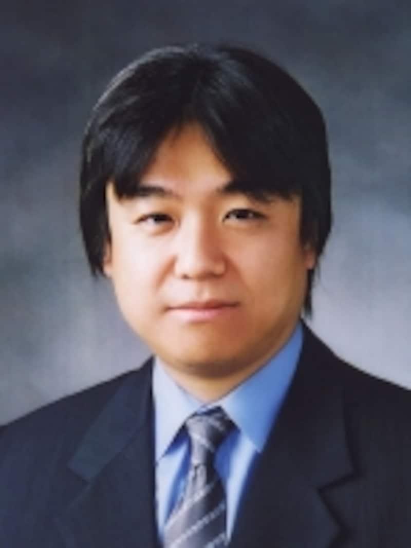 「ペットの代替」と「セラピー効果」という2つの視点で改善、改良を進めてきたと語る、柴田博士