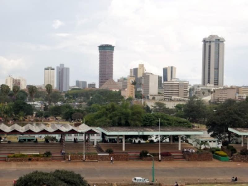 ナイロビの風景