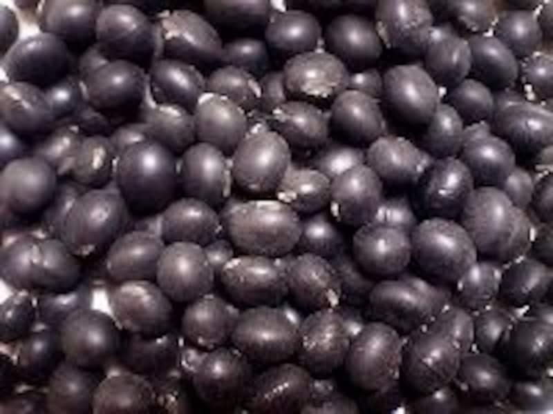黒豆にはダイエット&美容成分が豊富!