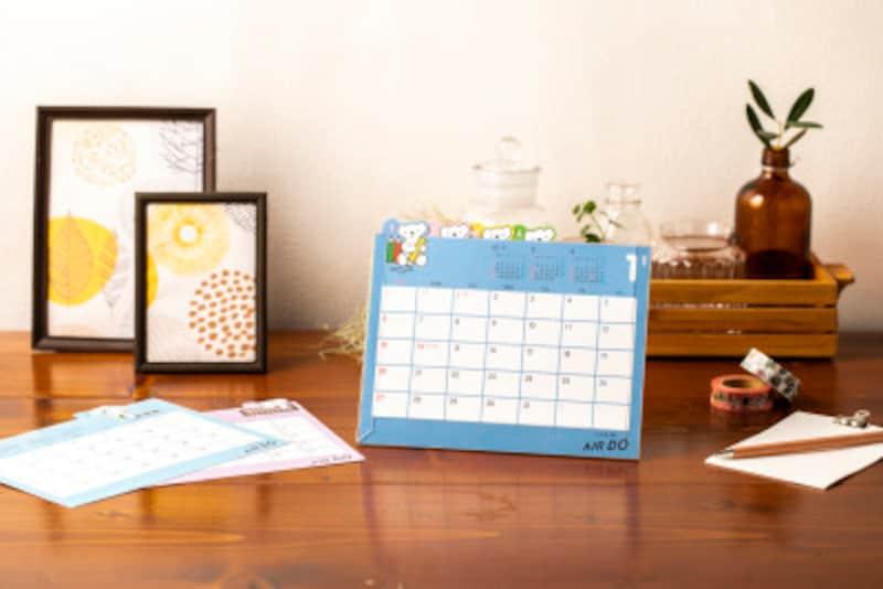 エアドゥ,カレンダー