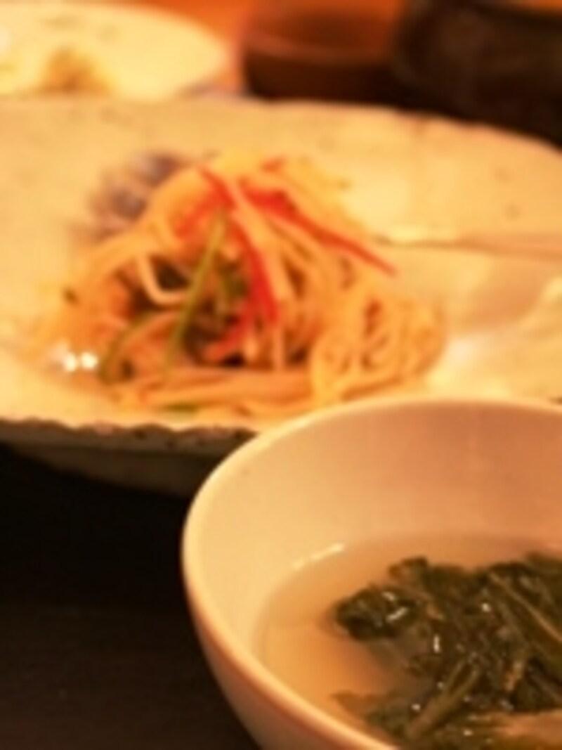 韓国伝統料理は美容にもよく女性に人気