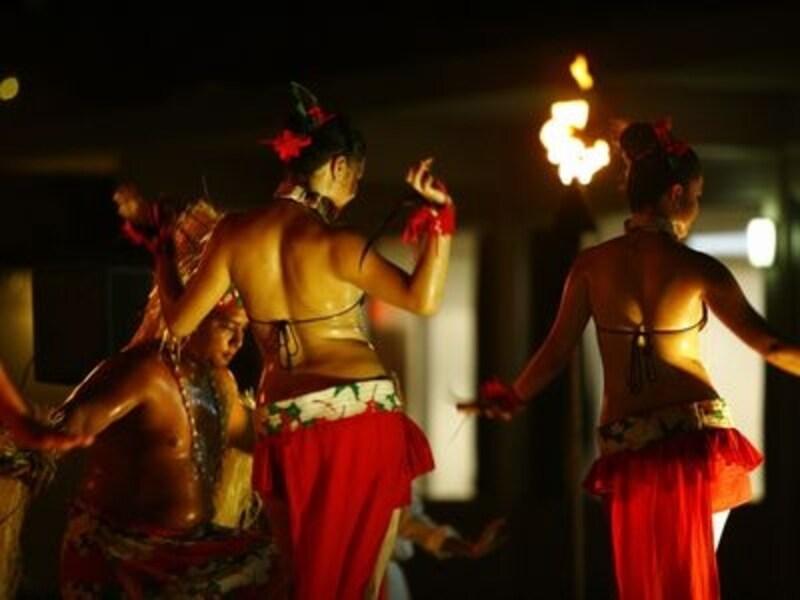 グアムの先住民、チャモロ人の文化に触れるイベントも