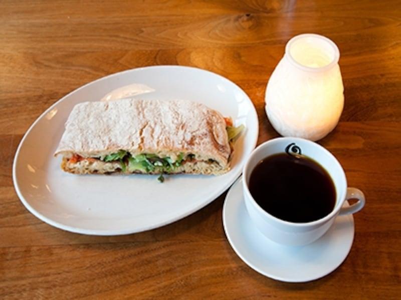 ノルウェーパンとコーヒー