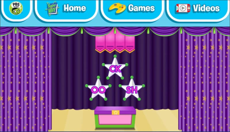 "英単語ゲーム無料 superwhy""Princess Presto's Spectacular Spelling Play"""