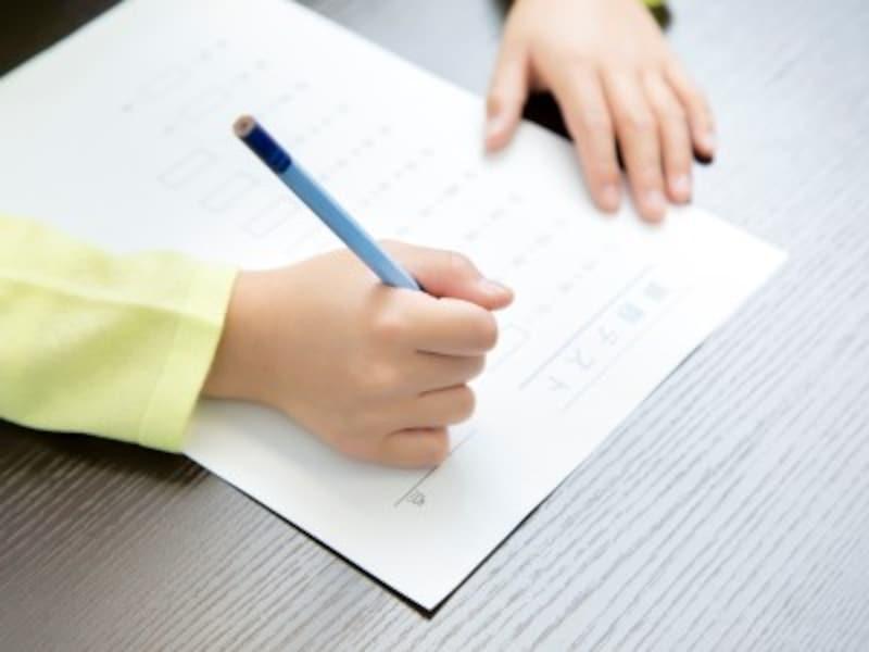 入塾テスト合格対策