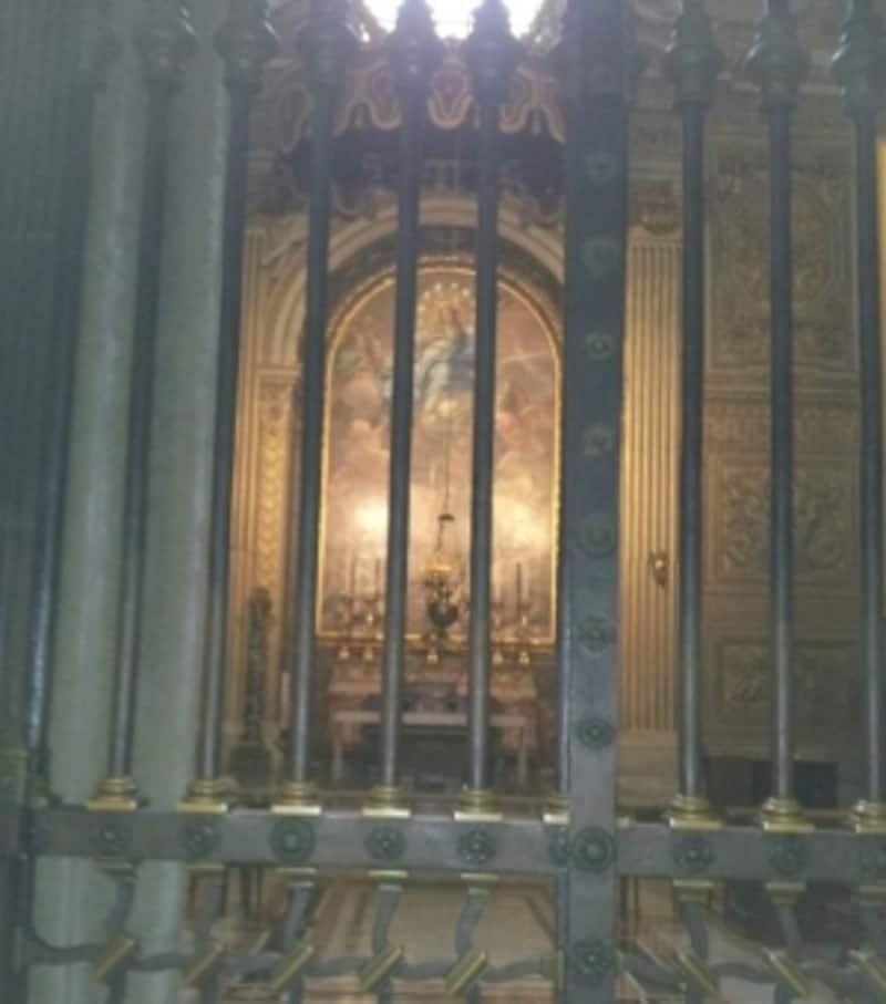 聖歌隊礼拝堂