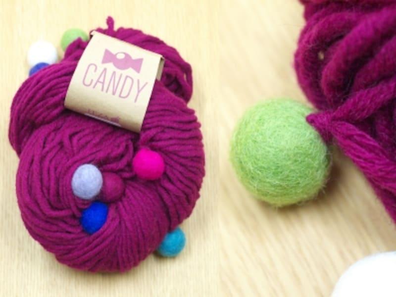 トルコ製の変わり糸
