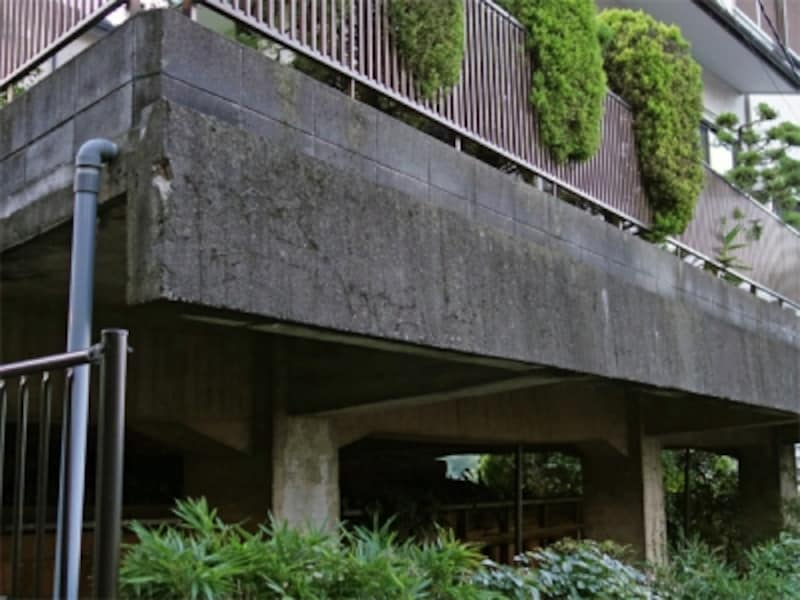 コンクリートの劣化