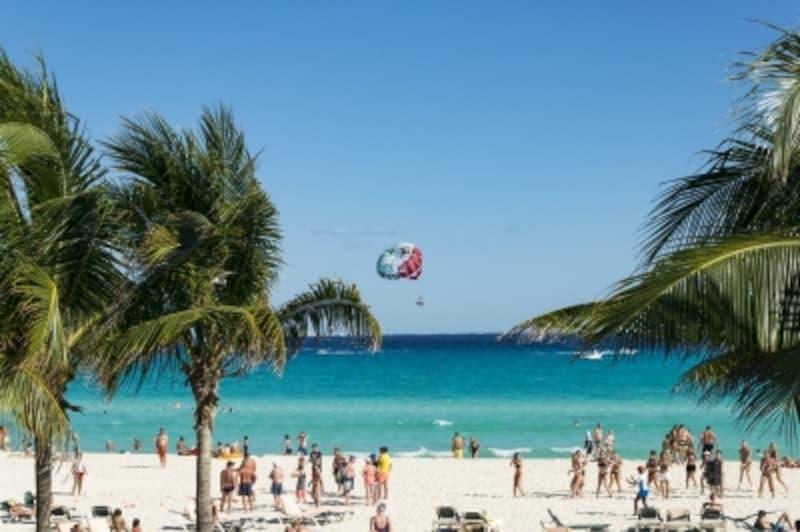 メキシコundefinedカンクンundefinedリゾートundefinedビーチundefined観光