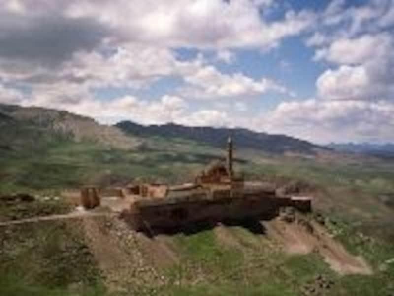 イスハクパシャ宮殿(ドーウバヤジット)