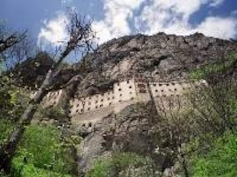 スメラ僧院(トラブゾン)