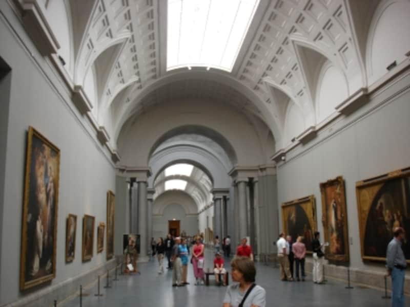 スペインが誇る絵画の宝庫プラド美術館