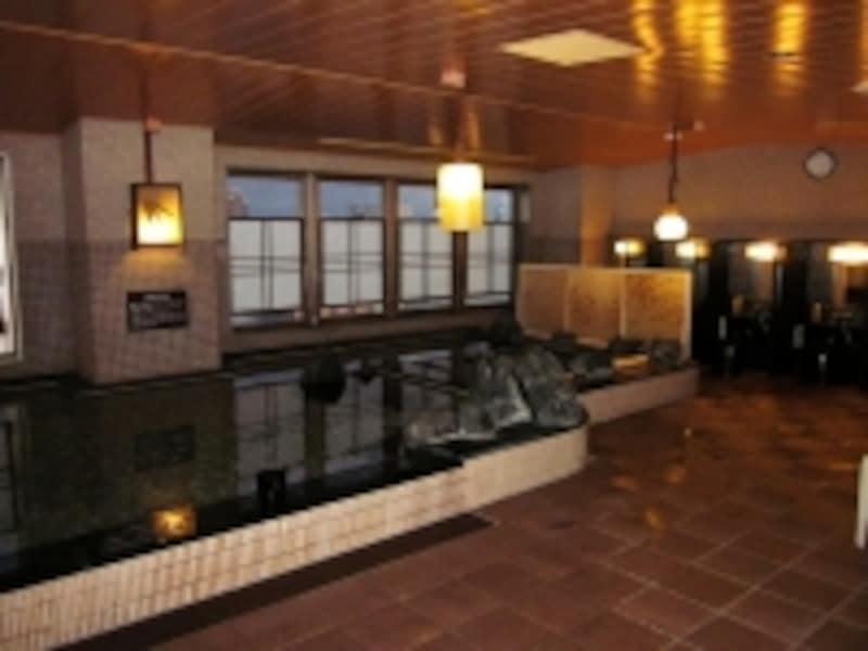 ドーミーインの大浴場