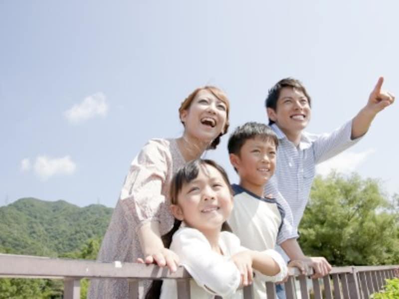 家庭や親子関係を振り返る機会に