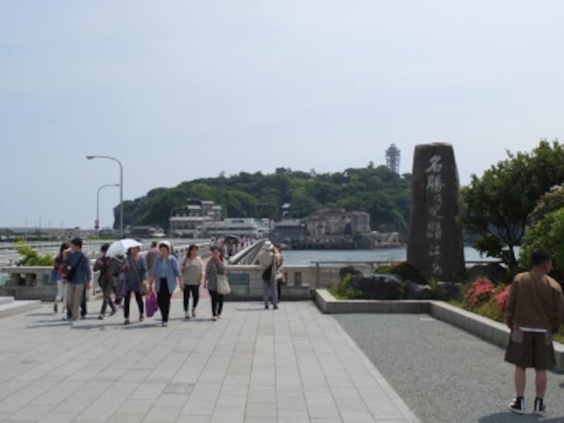 鎌倉と並ぶ湘南の人気観光地・江ノ島