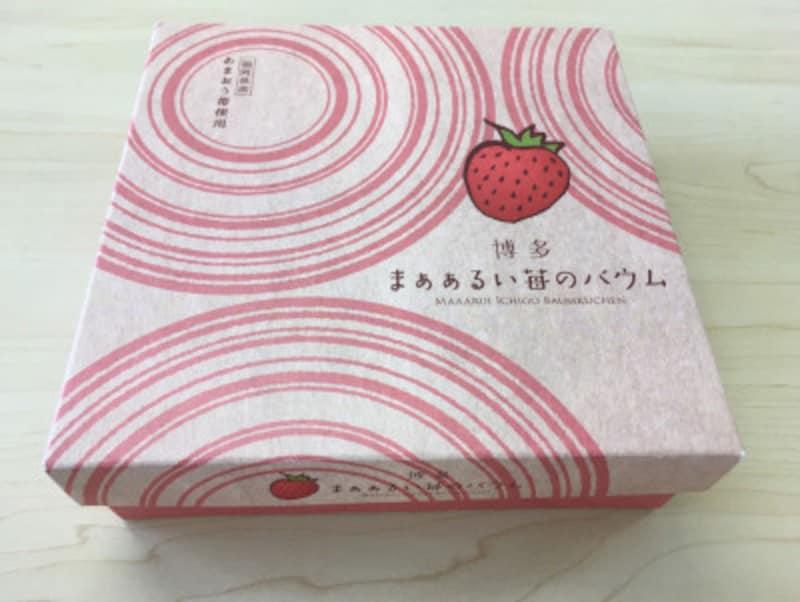 苺バウム,福岡空港