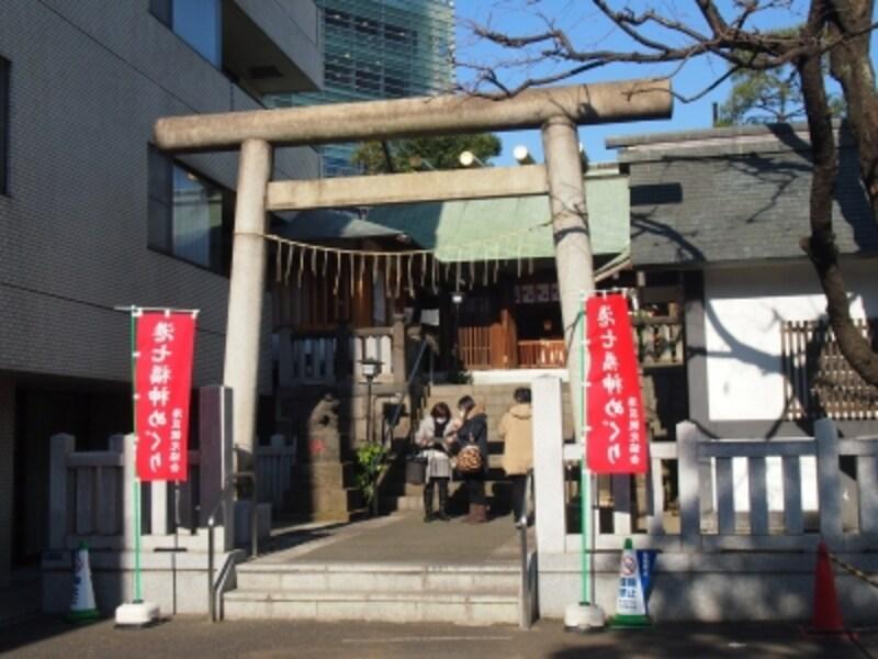 竜土神明宮/天祖神社