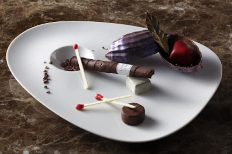 「バレンタインカクテルショコラ」~4種のカクテルテイスト