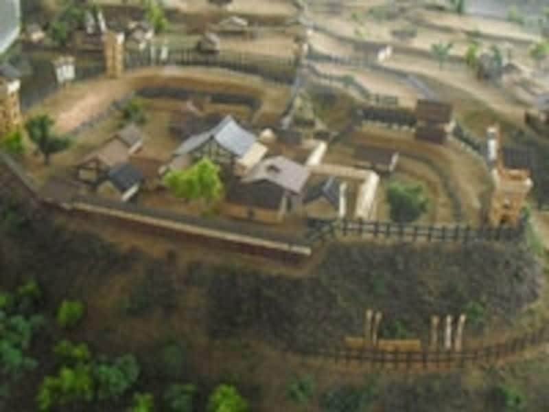秀吉と黒田官兵衛が清水宗治が守る備中・高松城を攻略