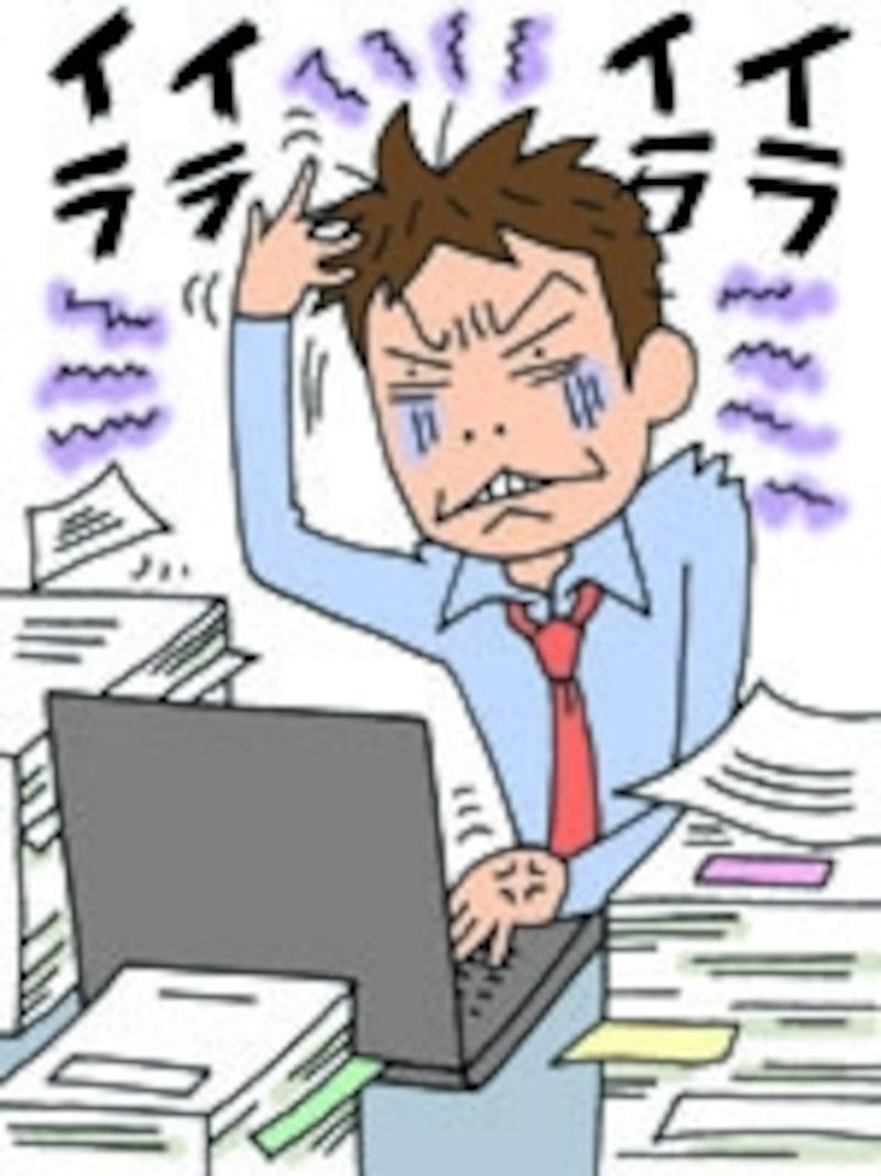 不安やいらいら、疲労感などは加齢やストレスによる男性ホルモンの減少が引き金に