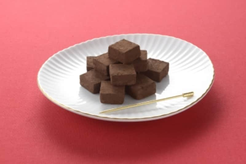 ファミマの生チョコ
