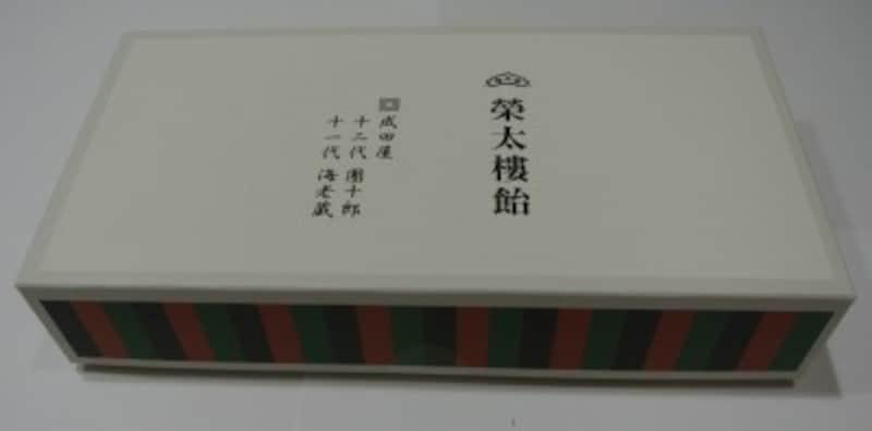 榮太郎飴 箱入り