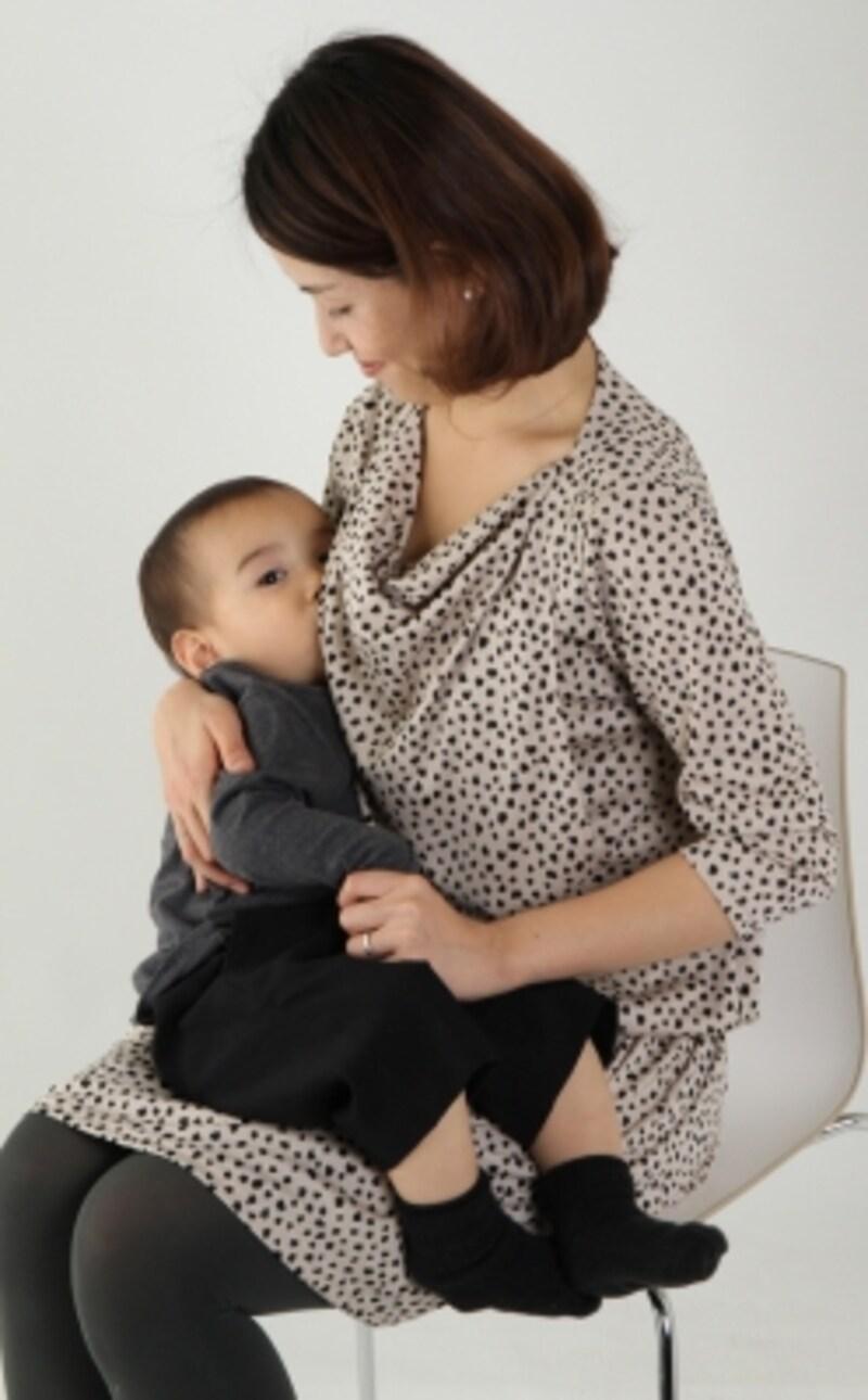 授乳ワンピース:グラット