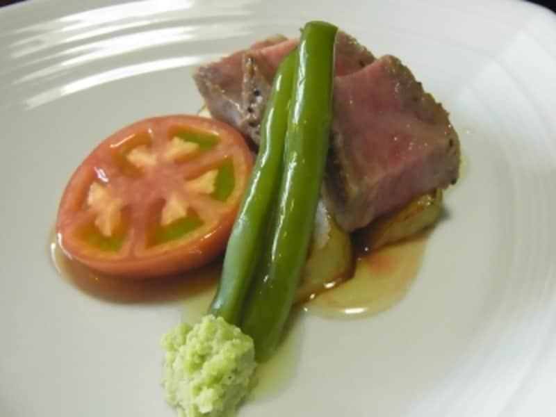 肉料理undefined和牛のロースト